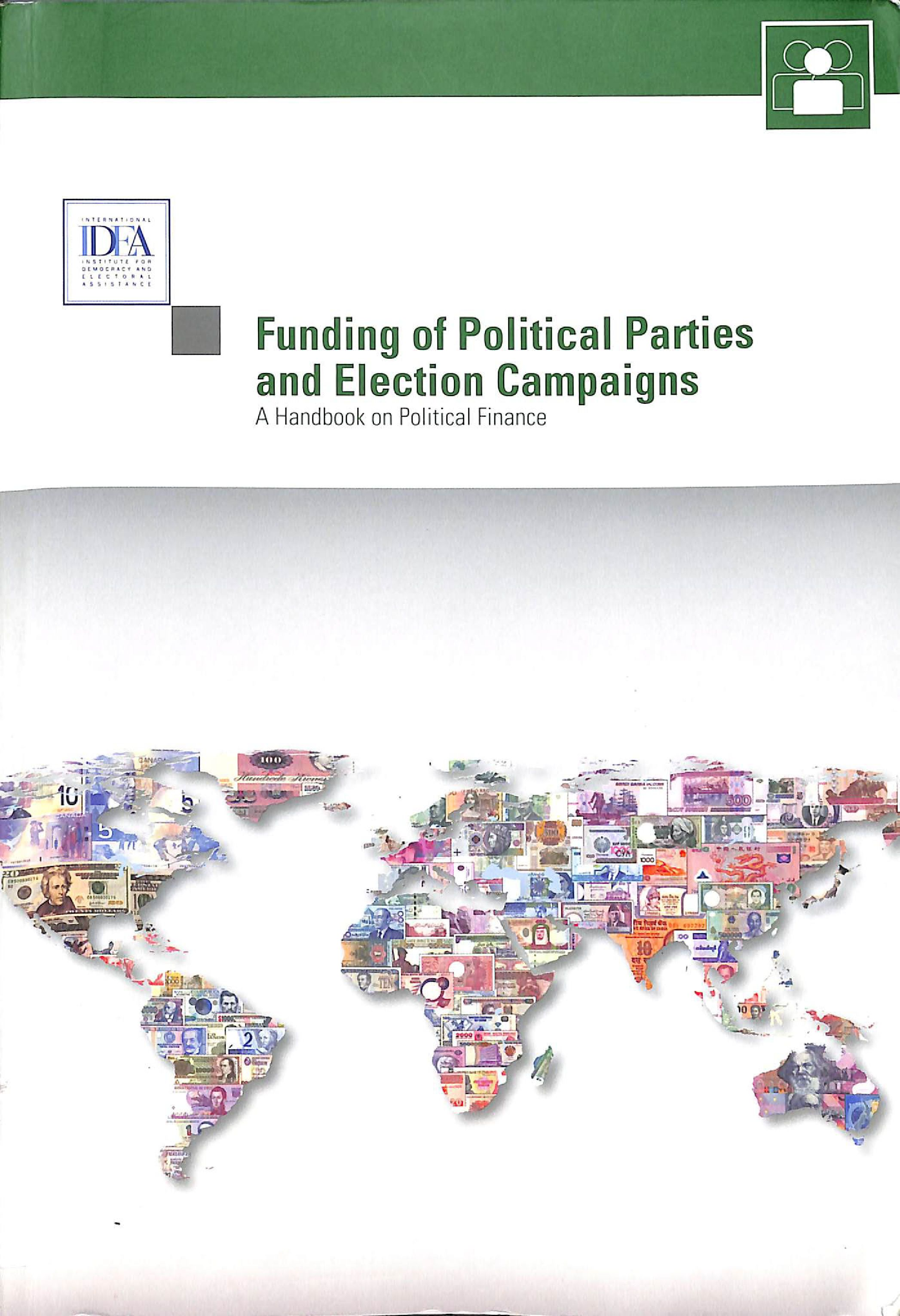 Funding political parties and election campaigns
