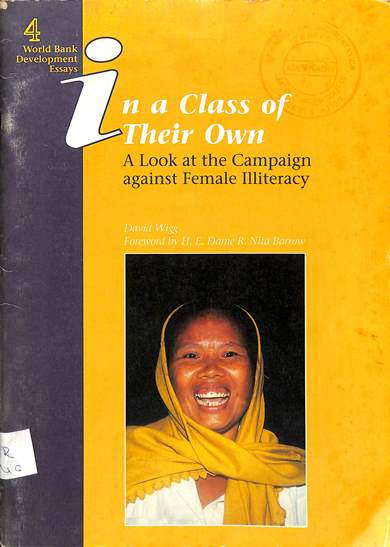 In a class of their own: A look at the campaign against female illiteracy